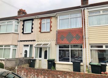Thumbnail 3 bedroom terraced house for sale in Highfield Road, Gosport