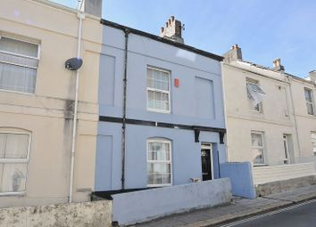 Thumbnail 6 bed terraced house for sale in Waterloo Street, Plymouth