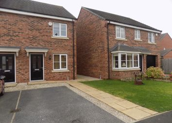 Thumbnail 2 bed semi-detached house for sale in St. Giles Close, Retford
