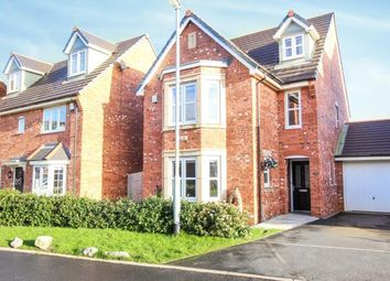 Thumbnail 5 bed detached house for sale in Wesham Park Drive, Wesham, Preston, England
