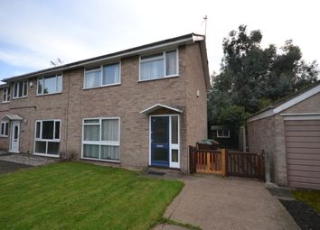 Thumbnail 3 bed semi-detached house to rent in Arnesby Road, Nottingham