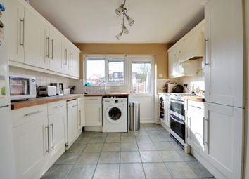 Thumbnail 3 bed terraced house to rent in Midhurst Gardens, Uxbridge, Middlesex