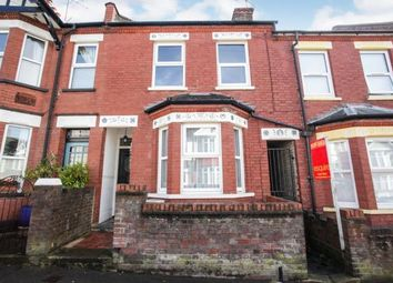 2 bed terraced house for sale in Talbot Road, Luton, Bedfordshire, England LU2