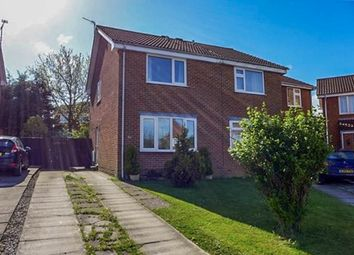 Thumbnail 2 bed semi-detached house to rent in Chestnut Crescent, Catterick Garrison