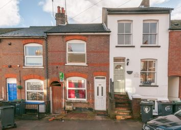 Thumbnail 2 bed terraced house for sale in Milton Road, Luton