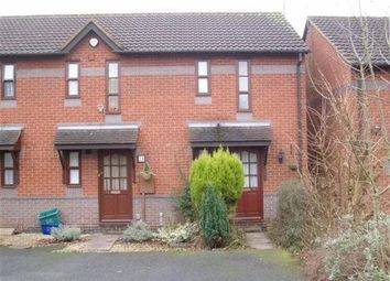 Thumbnail 1 bed end terrace house to rent in Brookwood Avenue, Hall Green, Birmingham