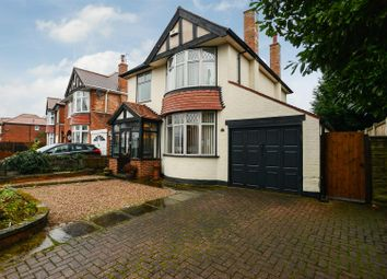 Thumbnail 3 bed detached house for sale in Main Road, Wilford, Nottingham
