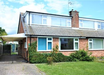 Thumbnail 3 bed semi-detached house for sale in Bowbridge Lane, Bottesford, Nottingham