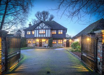 Thumbnail 5 bed detached house for sale in Wrights Green, Little Hallingbury, Bishops Stortford