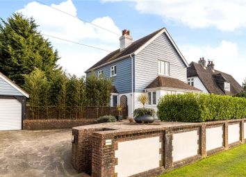 Thumbnail 3 bed detached house for sale in Fontwell Avenue, Eastergate, Chichester