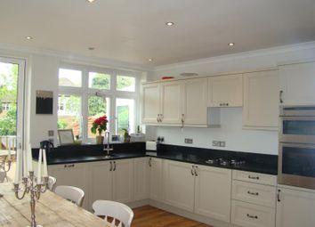 Thumbnail 4 bedroom semi-detached house to rent in Brockenhurst Avenue, Worcester Park