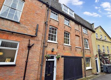 Thumbnail 4 bed terraced house for sale in Gundulph Square, Rochester, Kent