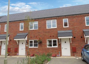 Thumbnail 2 bed terraced house to rent in Linnet Road, Bodicote, Banbury
