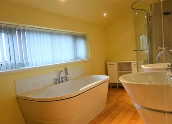 Thumbnail 4 bed semi-detached house to rent in Laburnum Way, Penarth