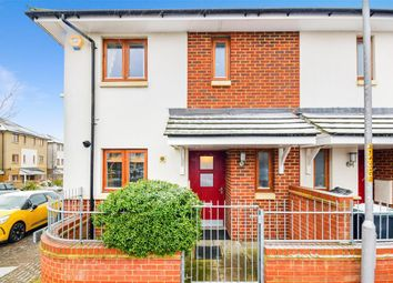 Thumbnail 3 bed end terrace house for sale in Ferguson Avenue, Gravesend, Kent