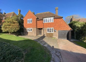 Thumbnail 3 bed detached house for sale in The Close, Eastbourne, East Sussex