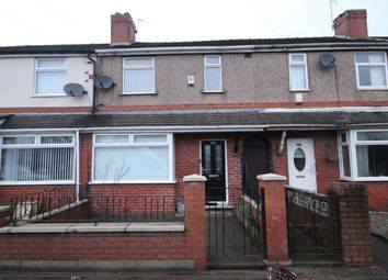Thumbnail 3 bedroom terraced house to rent in Reginald Road, St Helens