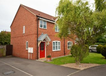 Thumbnail 3 bedroom semi-detached house for sale in Crystal Close, Mickleover, Derby