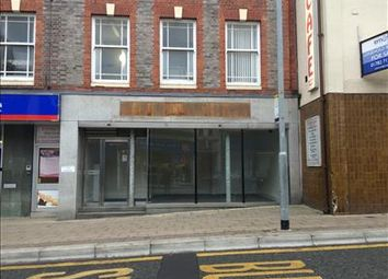 Thumbnail Retail premises to let in 24 Stafford Street, Hanley, Stoke On Trent, Staffordshire