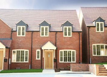 Thumbnail 3 bedroom terraced house for sale in Farley Road, Much Wenlock