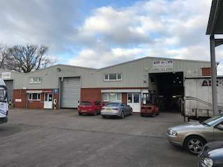 Thumbnail Commercial property for sale in Off Arden Road, Alcester, Warks