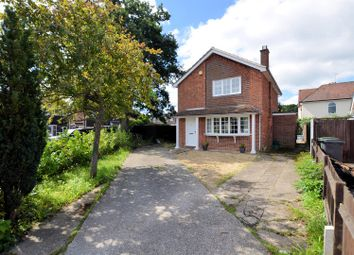 Thumbnail 3 bed detached house for sale in Barton Road, Tilehurst, Reading