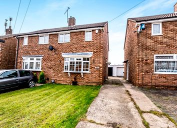Thumbnail 2 bedroom semi-detached house for sale in Chesford Road, Luton