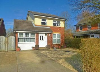 Thumbnail 4 bedroom detached house for sale in Fall Close, Aylesbury, Buckinghamshire, Bucks
