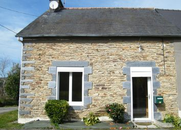 Thumbnail 3 bed semi-detached house for sale in 56140 Tréal, Brittany, France