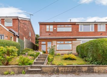 Thumbnail 3 bed semi-detached house for sale in Stoneyroyd, Whitworth, Rochdale