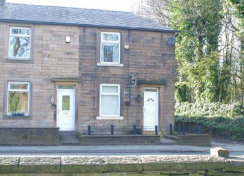 Thumbnail 1 bed end terrace house for sale in 164 Newhey Road, Milnrow, Rochdale