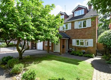Thumbnail 5 bed detached house for sale in Firlands, St. Georges Hill, Weybridge