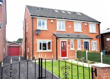 Thumbnail 4 bed semi-detached house for sale in Brigshaw Drive, Allerton Bywater, Castleford