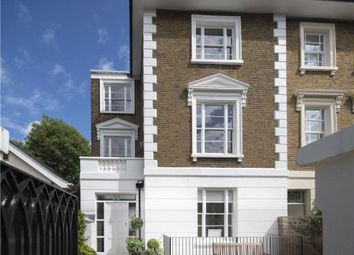 Thumbnail 5 bed semi-detached house for sale in Woronzow Road, St John's Wood, London