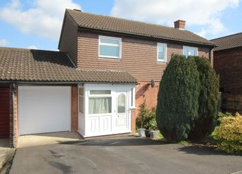 Thumbnail 3 bed detached house for sale in Aspen Close, Haverhill