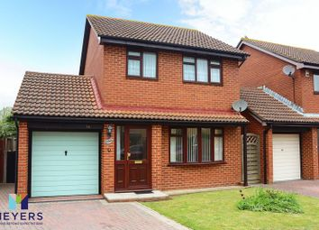 Thumbnail 3 bed detached house for sale in Portesham Gardens, Muscliff
