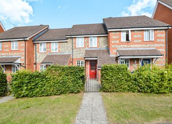 Thumbnail 2 bed terraced house for sale in Carpenter Drive, Amesbury, Salisbury