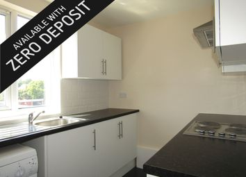 Thumbnail 2 bedroom flat to rent in Brockhurst Road, Gosport