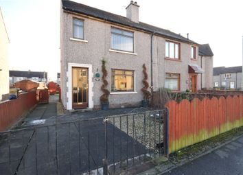 Thumbnail 2 bed semi-detached house for sale in Haig Street, Grangemouth, Stirlingshire
