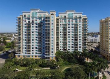 Thumbnail 2 bed town house for sale in 800 N Tamiami Trl #809, Sarasota, Florida, 34236, United States Of America