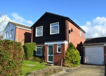Thumbnail 3 bed detached house for sale in Exmoor Road, Thatcham