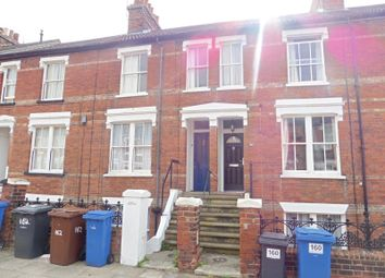 Thumbnail 1 bed flat to rent in Cemetery Road, Ipswich