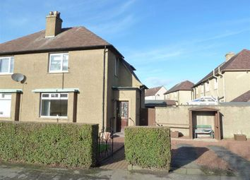 Thumbnail 2 bedroom semi-detached house for sale in Hadrian Way, Bo'ness