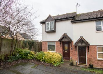 2 bed end terrace house for sale in Doddenhill Close, Saffron Walden CB10