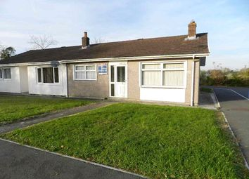 Thumbnail 2 bedroom semi-detached bungalow for sale in Landseer View, Hook, Haverfordwest