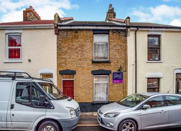 2 bed terraced house for sale in Sydney Road, Chatham ME4