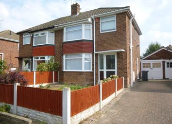 Thumbnail 3 bed semi-detached house to rent in Oldfield Crescent, Chester