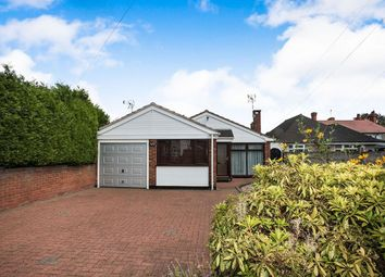 Thumbnail 3 bed bungalow for sale in Coventry Road, Nuneaton