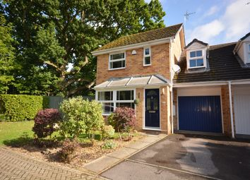 Thumbnail 4 bed link-detached house for sale in Edwina Drive, Poole