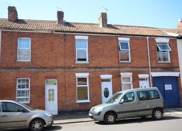 Thumbnail 2 bed terraced house for sale in Wellington Road, Bridgwater